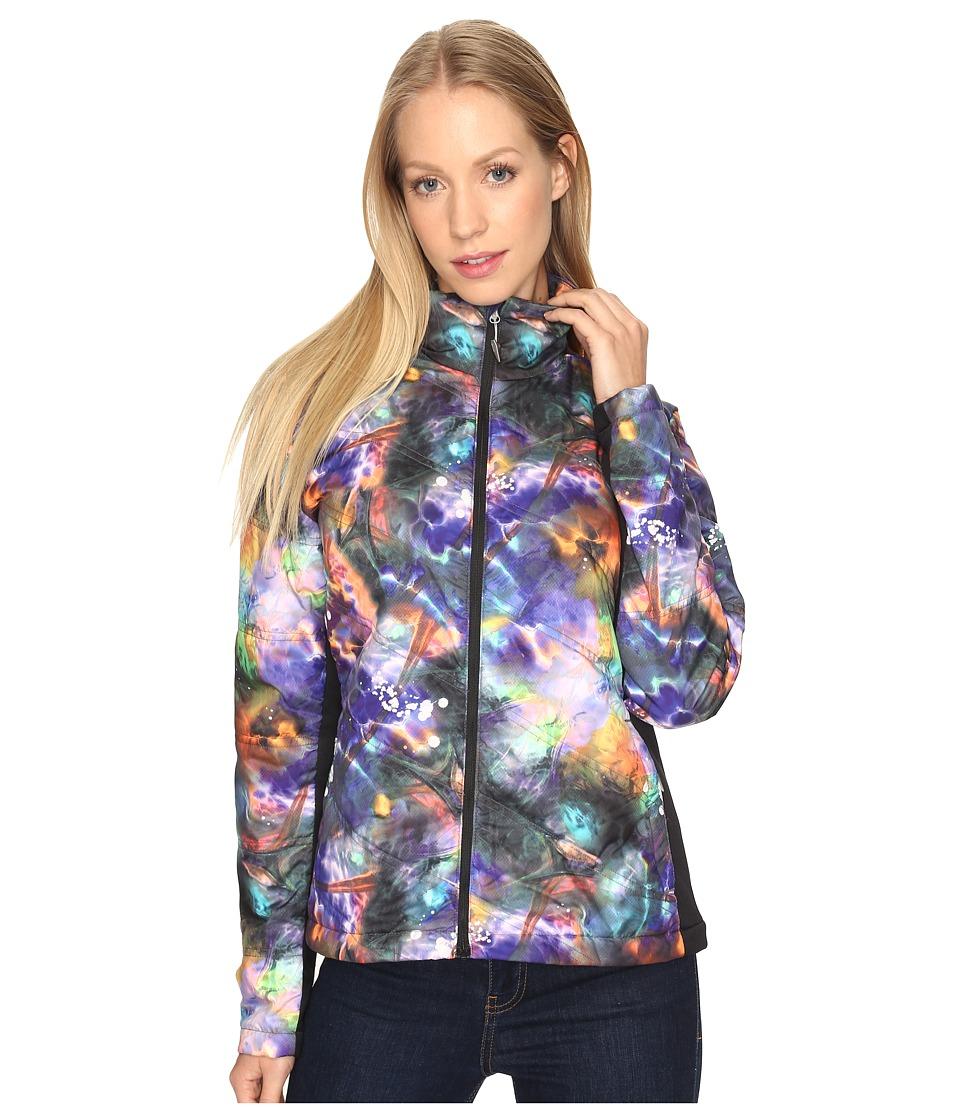 Spyder - Glissade Insulator Jacket (Tie-Dye Print) Women's Coat