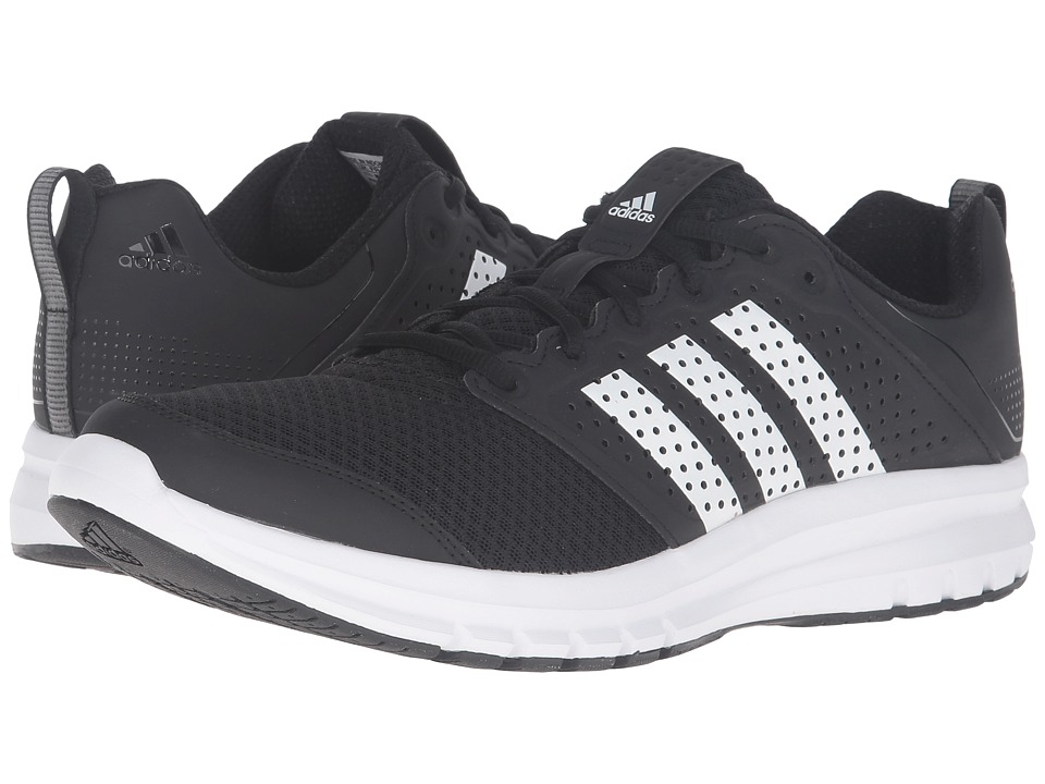 adidas - Madoru (Black/White/Black) Men's Shoes