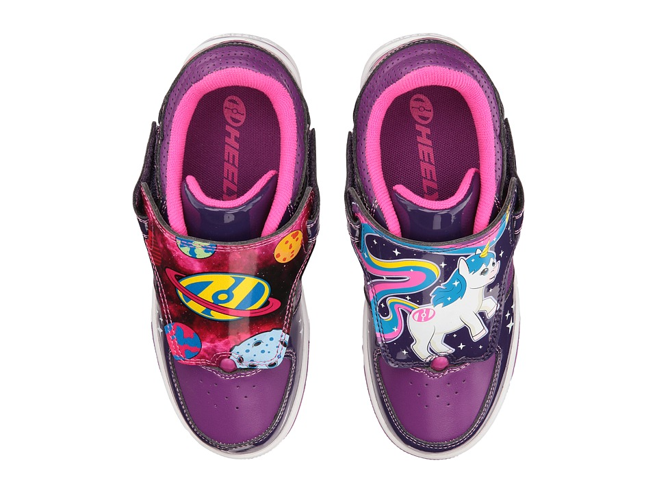 Heelys - Twister X2 I Turn (Little Kid/Big Kid/Adult) (Grape/Purple/Hot Pink) Girls Shoes