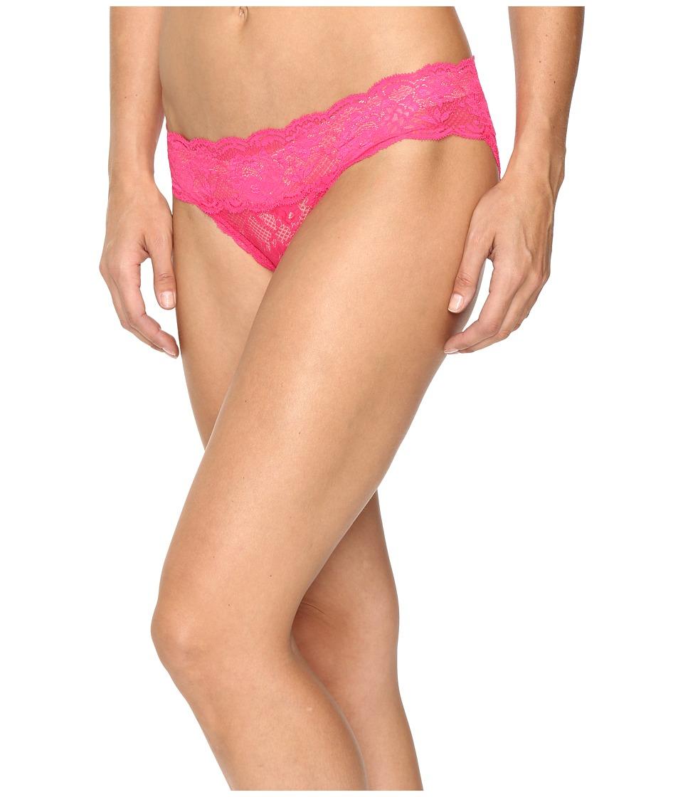 Cosabella - Never Say Never Tootsie Lowrider Bikini (Hot Pink) Women's Underwear