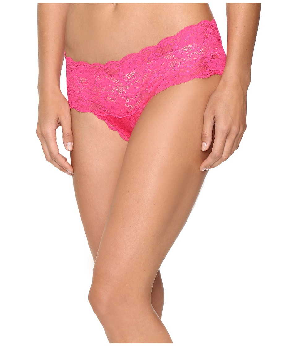 Cosabella - Never Say Never Hottie Lowrider Hotpants (Hot Pink) Women's Underwear