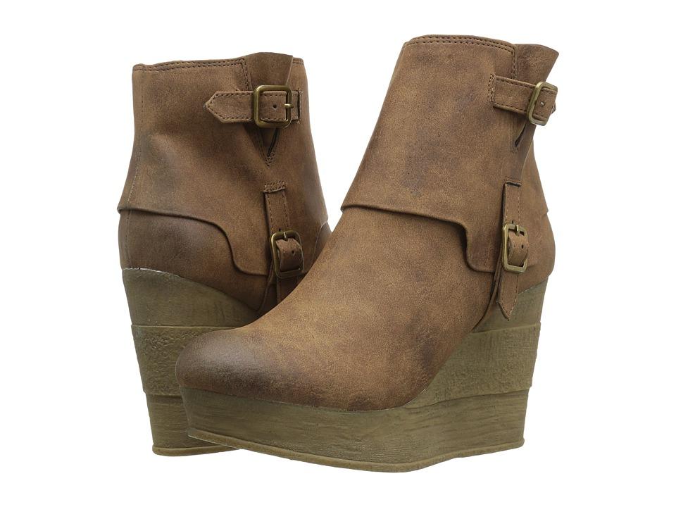 Sbicca - Fianna (Tan) Women's Shoes