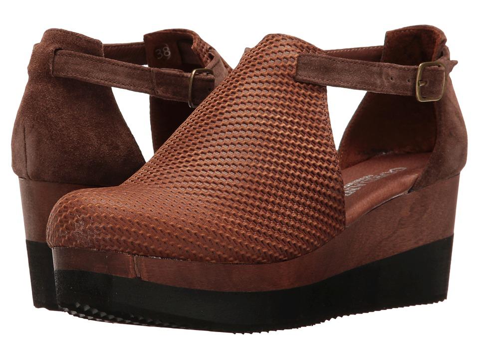 Cordani - Mara-2 (Cognac Waffle) Women's Shoes