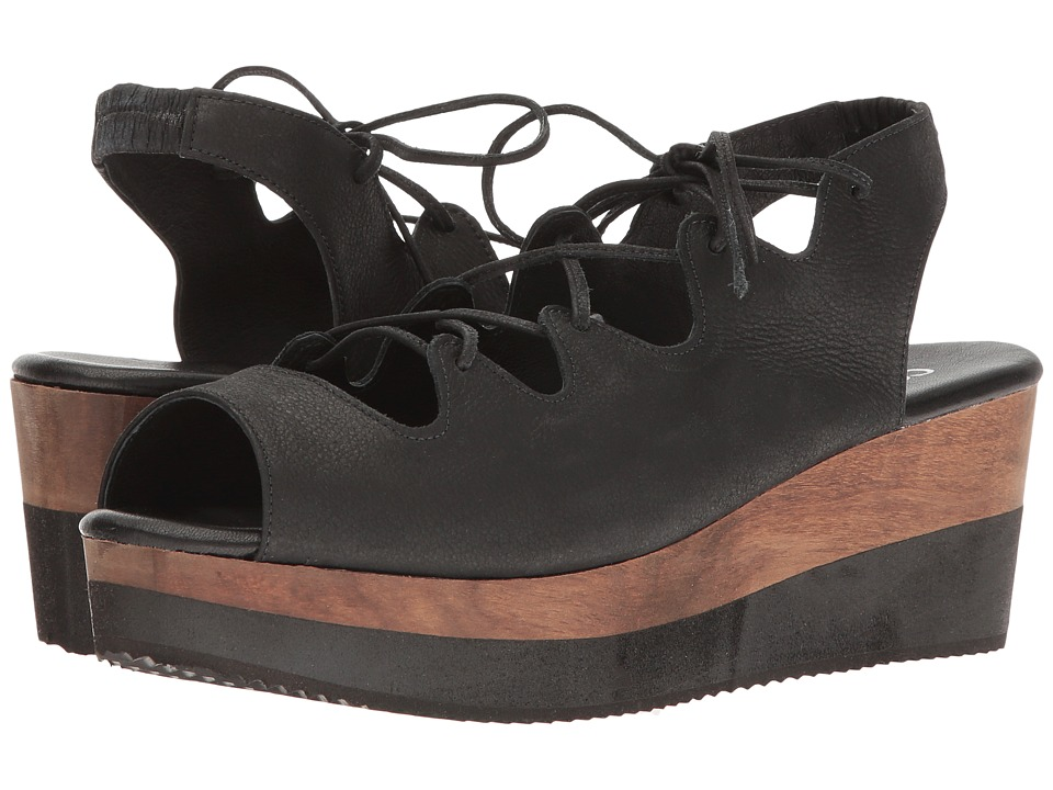 Cordani - Milly (Black Vintage Leather) Women's Shoes