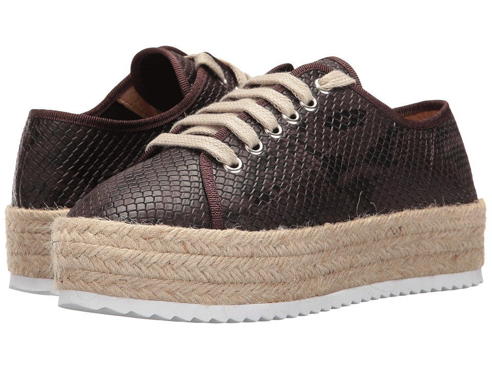 Cordani - Romero (Brown Snake) Women's Shoes
