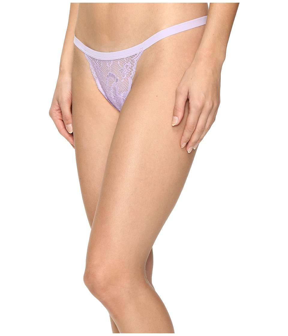 Cosabella - Never Say Never Skimpie G-String (Lavender) Women's Underwear