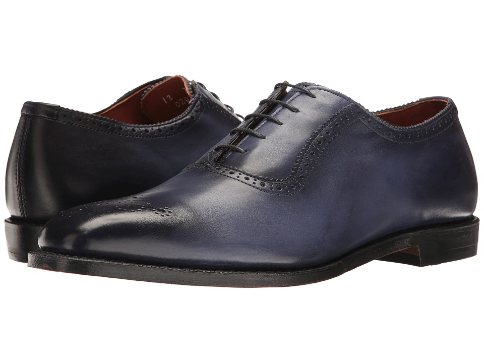 Allen Edmonds Cornwallis (Blue Leather) Men