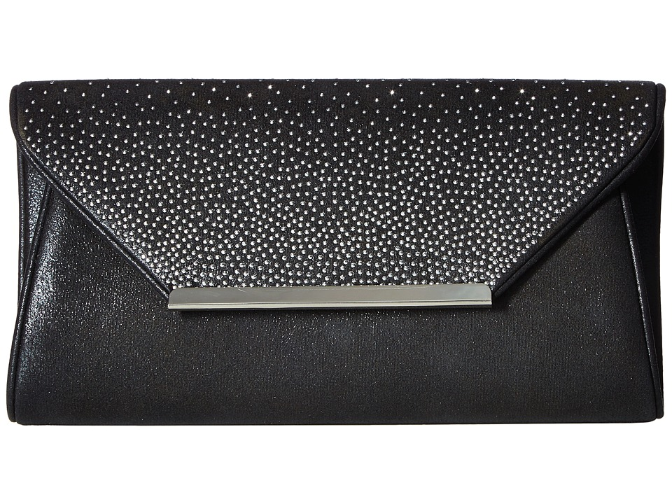 Nina - Monty (Black) Clutch Handbags
