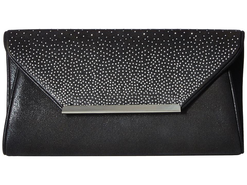 Nina - Monty (Black) Clutch Handbags