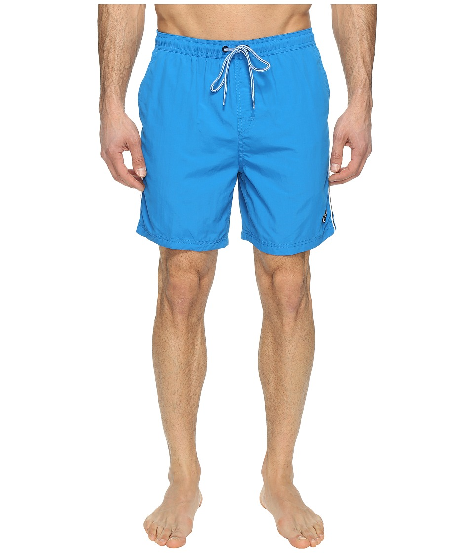 Speedo - Resort Volley (Island Blue) Men's Swimwear