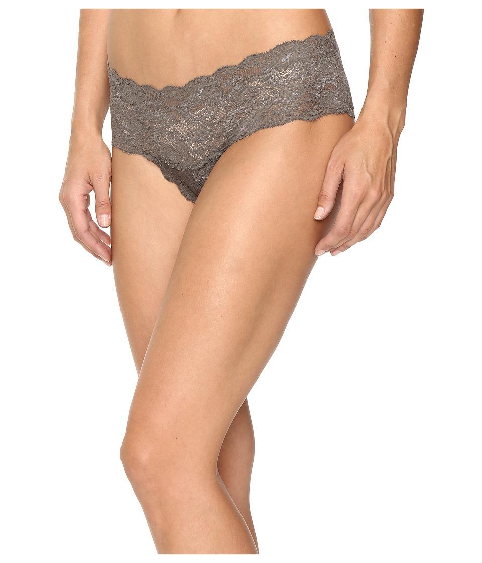 Cosabella - Never Say Never Hottie Lowrider Hotpants (Smoky Grey) Women's Underwear