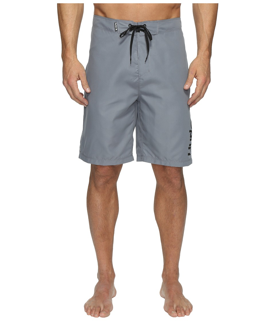 Hurley - One Only 2.0 Boardshorts 21 (Cool Grey) Men's Swimwear