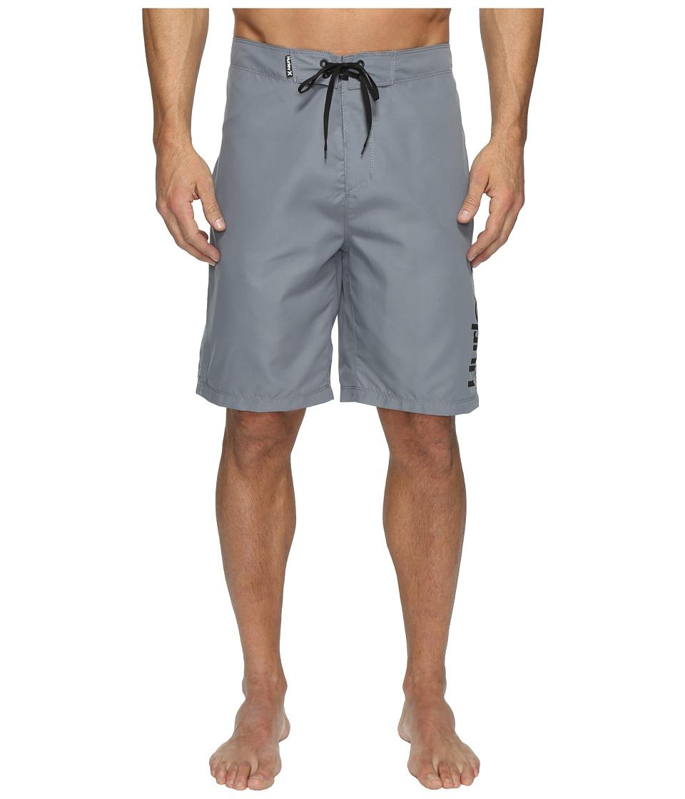 Hurley - One Only 2.0 Boardshorts 21 (Cool Grey) Men's Swimwear
