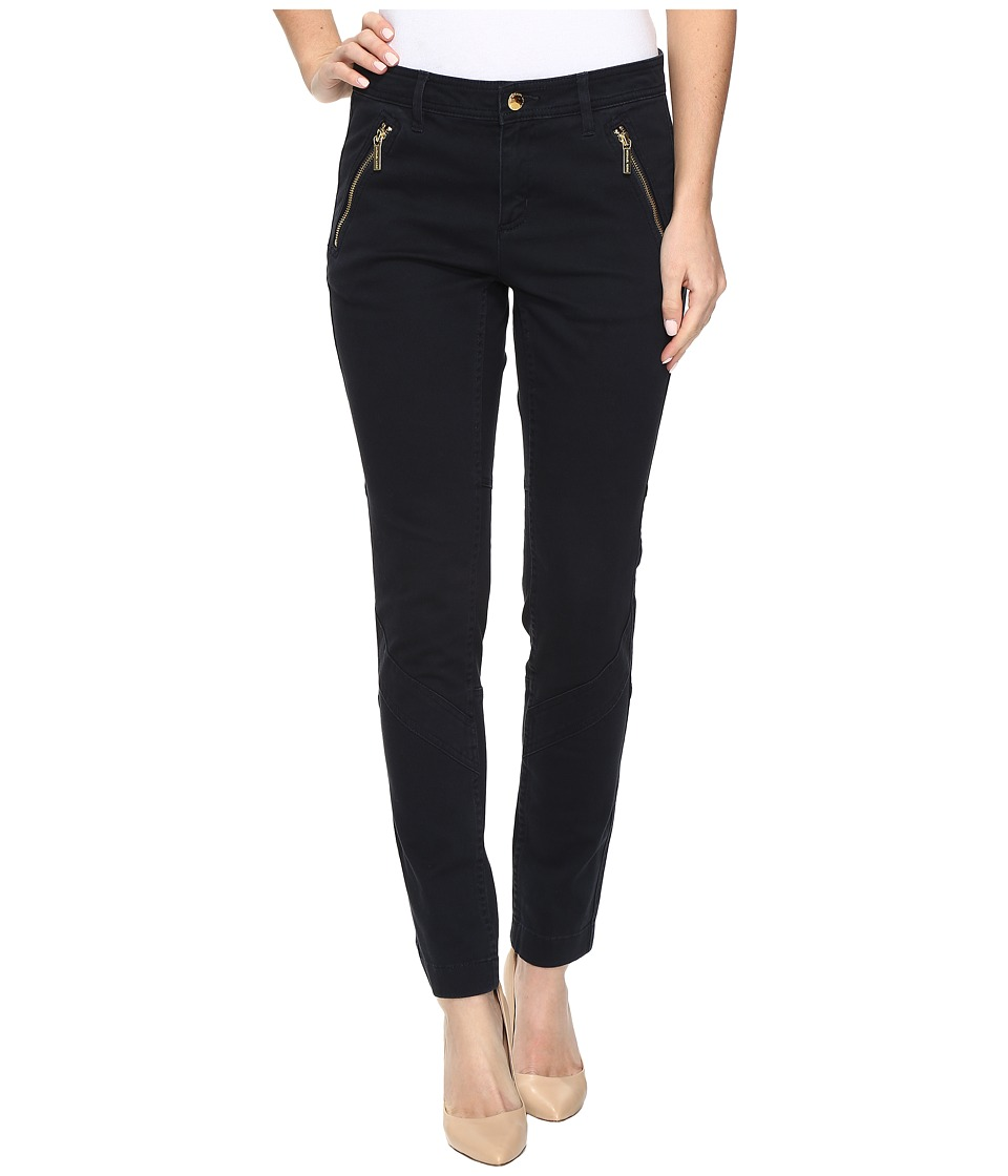 MICHAEL Michael Kors - Skinny Pants (New Navy) Women's Casual Pants