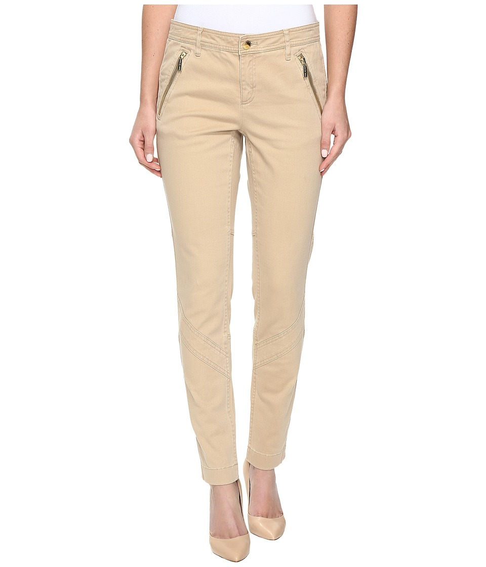 MICHAEL Michael Kors - Skinny Pants (Khaki) Women's Casual Pants