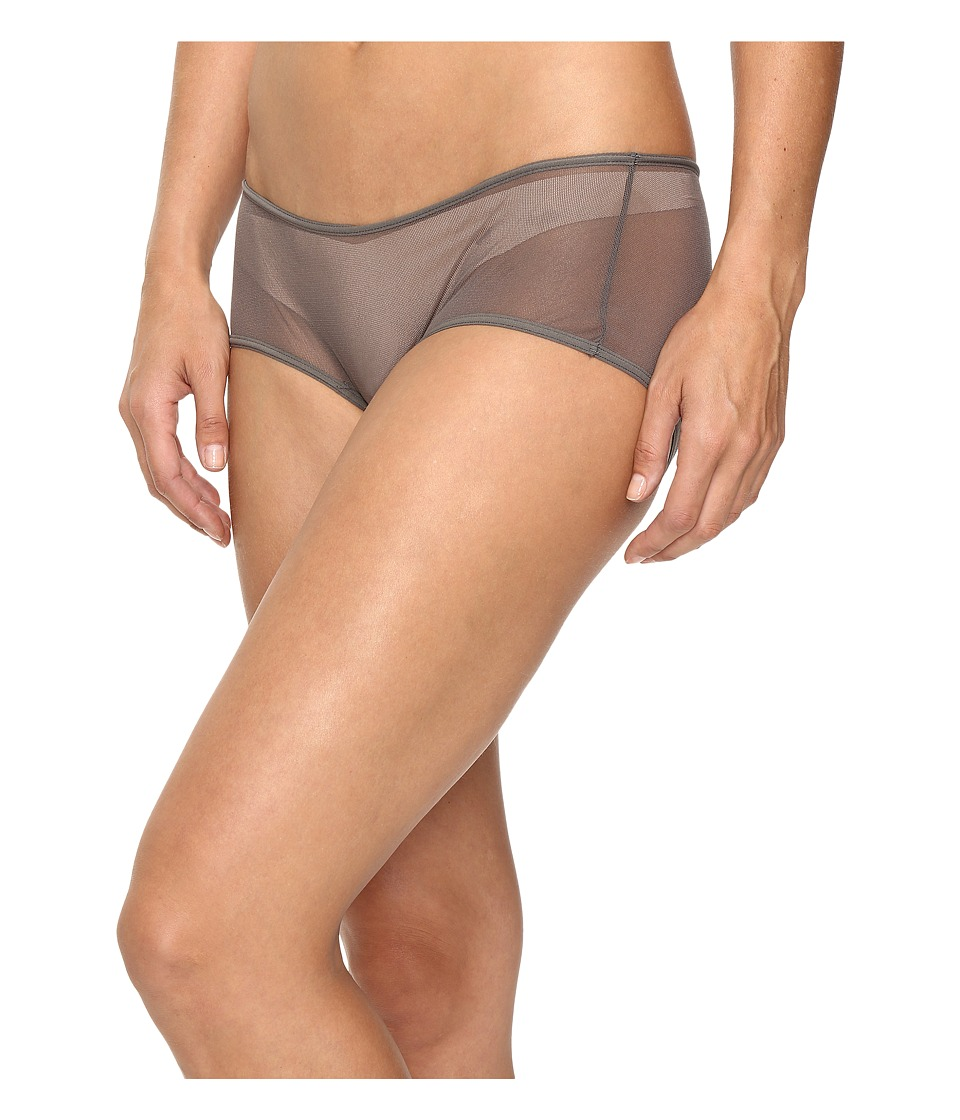 Cosabella - Soir New Lowrider Boyleg (Smoky Grey) Women's Underwear