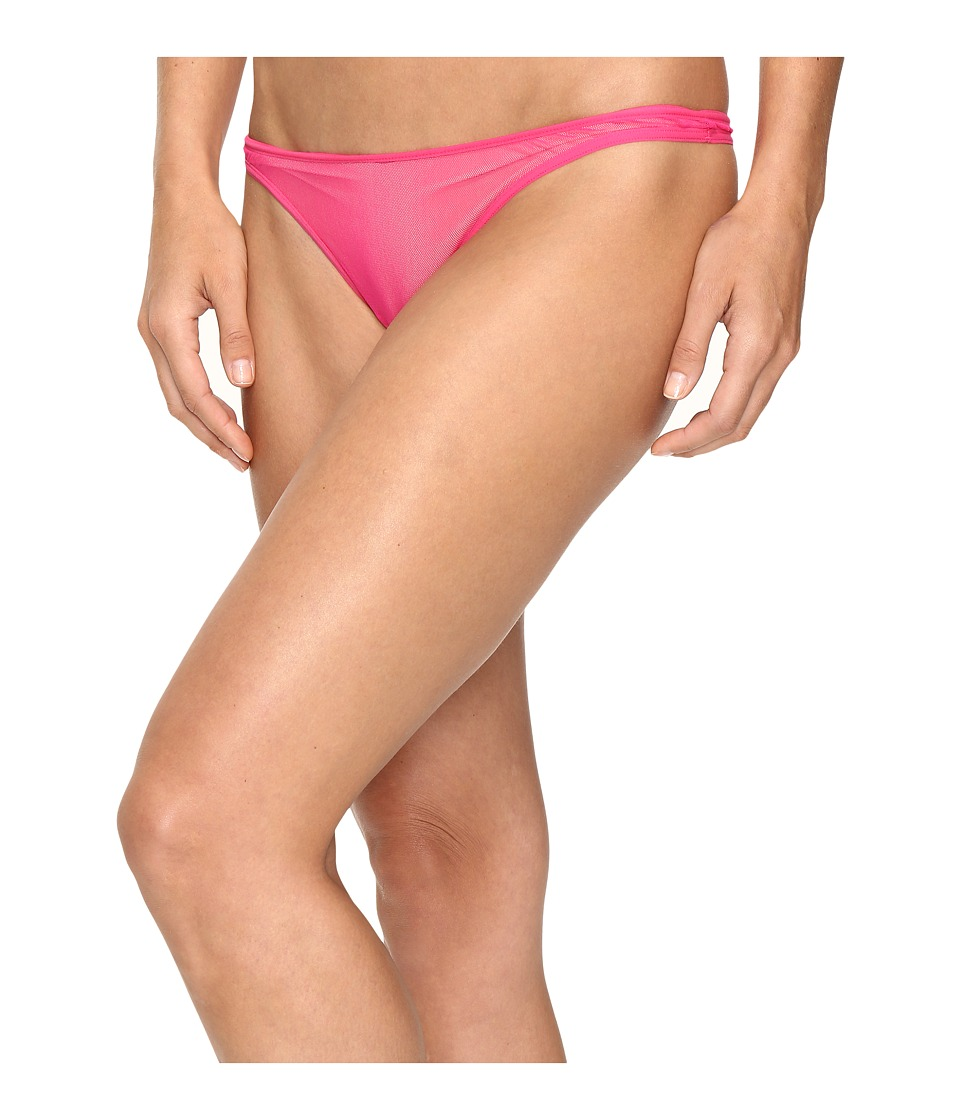Cosabella - Soir New Classic Lowrider Thong (Hot Pink) Women's Underwear