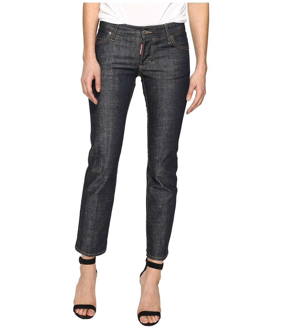DSQUARED2 - Billy Denim Pants in Blue (Blue) Women's Casual Pants