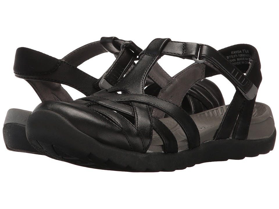 Bare Traps - Fayda (Black) Women's Shoes