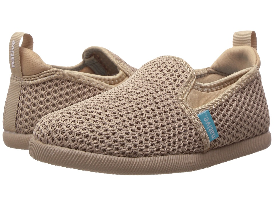 Native Kids Shoes - Cruz (Toddler/Little Kid) (Rocky Brown/Rocky Brown) Kids Shoes