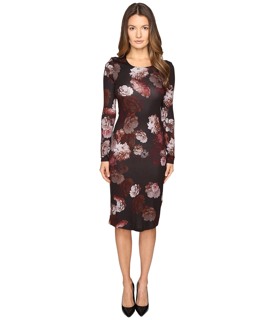Preen by Thornton Bregazzi - Ima Dress (Painted Flower) Women's Dress