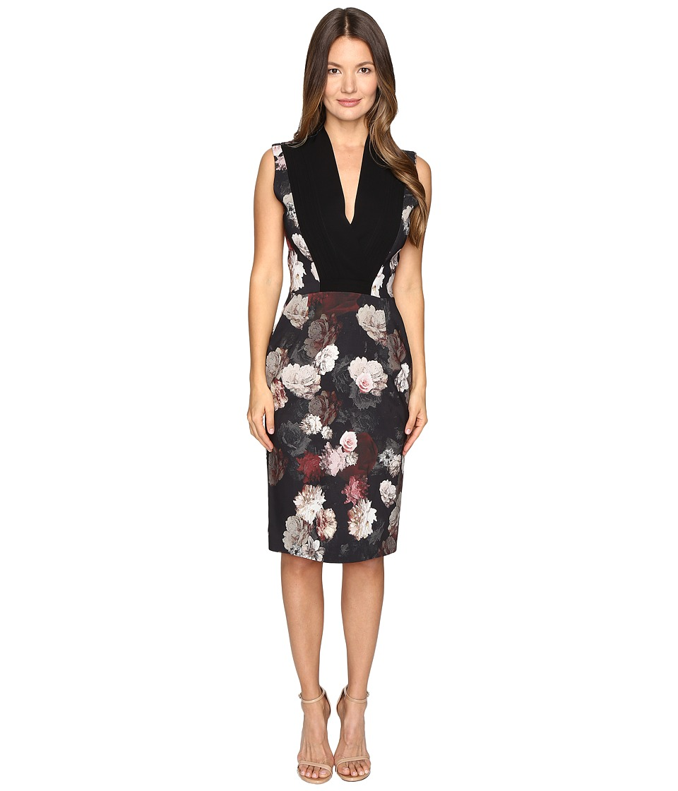 Preen by Thornton Bregazzi - Neta Dress (Painted Flower) Women's Dress