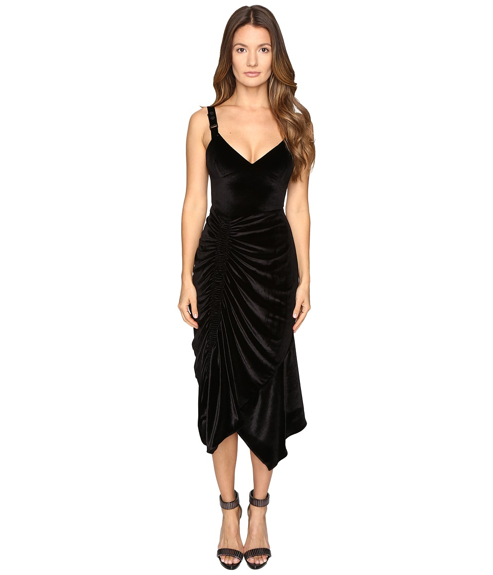 Preen by Thornton Bregazzi - Joan Dress (Black) Women's Dress