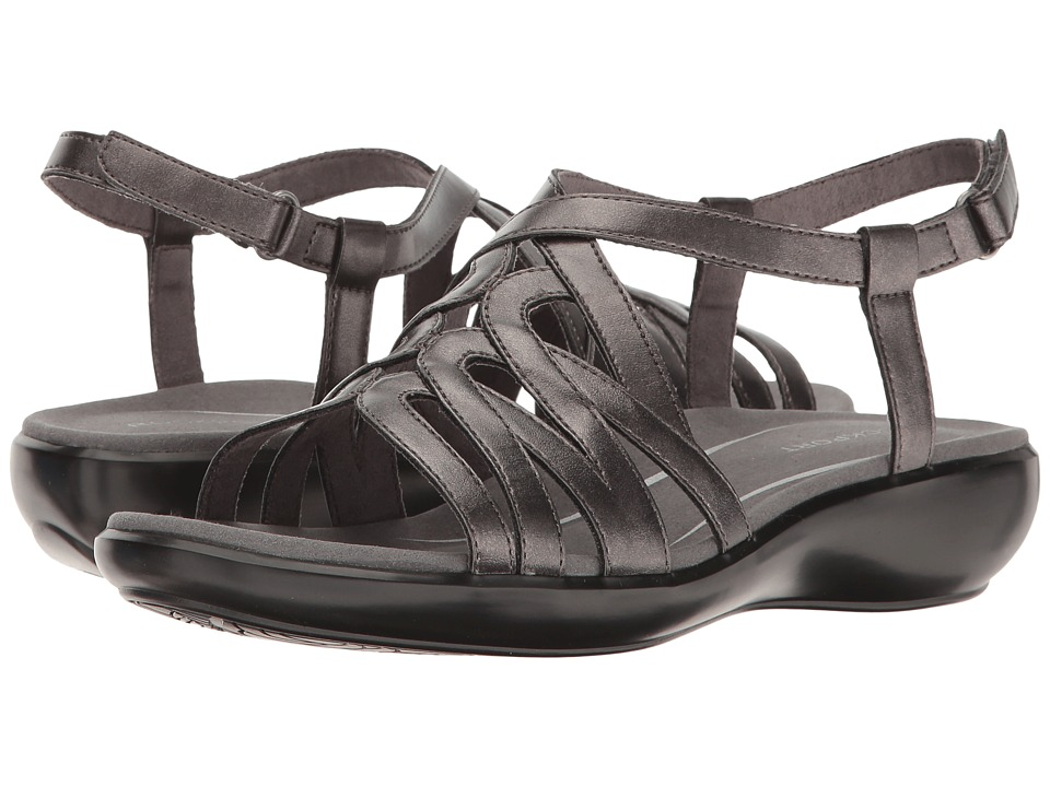Rockport - Rozelle Caged (Pewter) Women's Shoes