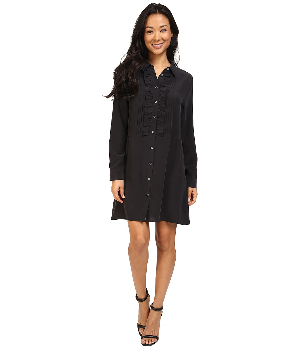 EQUIPMENT - Demi Dress (True Black) Women's Dress