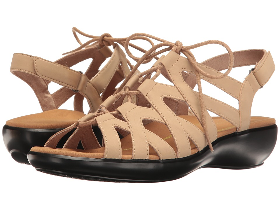 Rockport - Rozelle Gladiator (Taupe) Women's Shoes