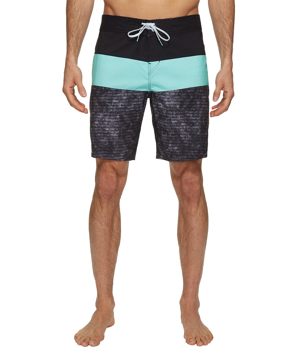 Billabong - Tribong X Boardshorts (Charcoal) Men's Swimwear