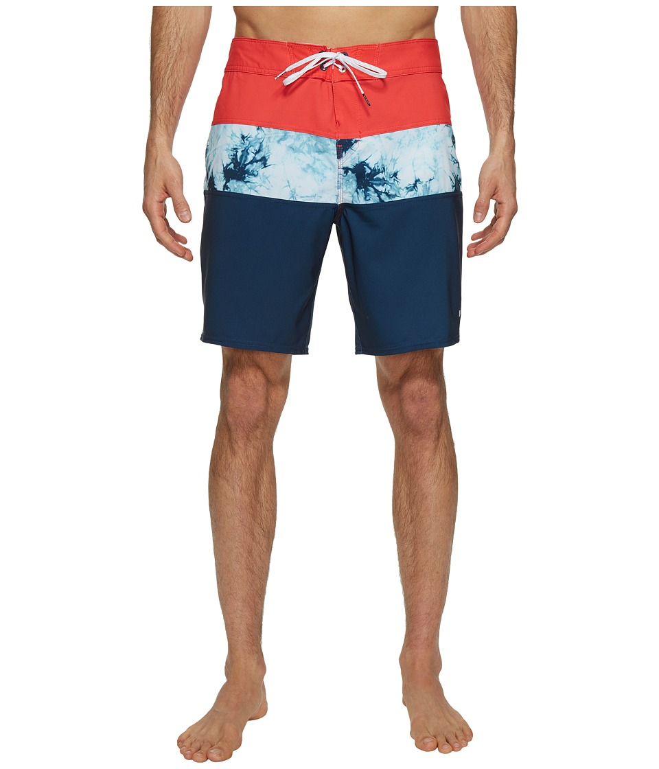 Billabong - Tribong X Boardshorts (Navy) Men's Swimwear