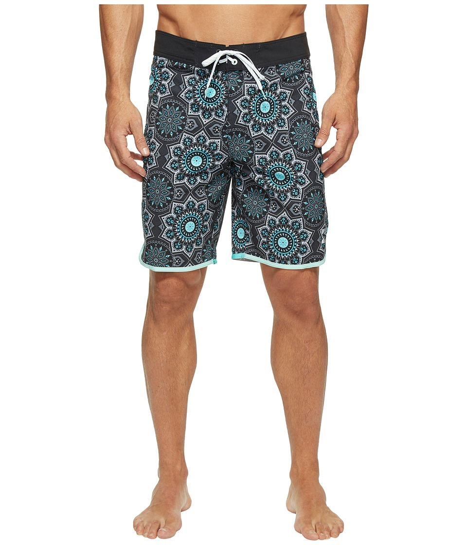 Billabong 73 X Line Up Boardshorts (Mint) Men