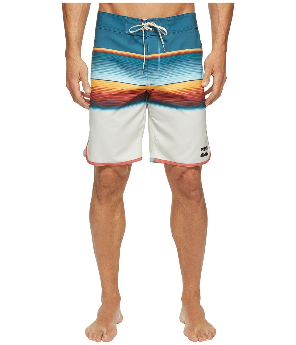 Billabong 73 X Line Up Boardshorts (Sand) Men