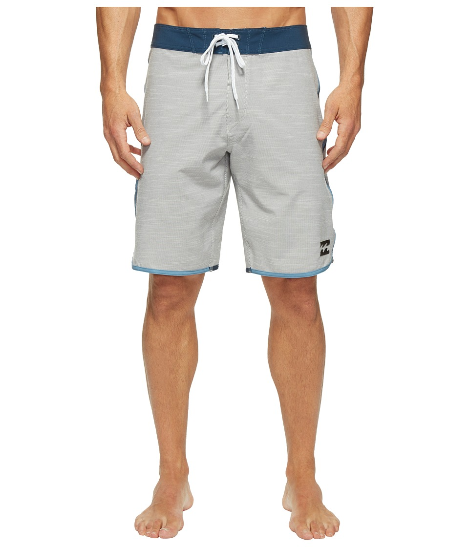 Billabong - 73 X Boardshorts (Silver) Men's Swimwear