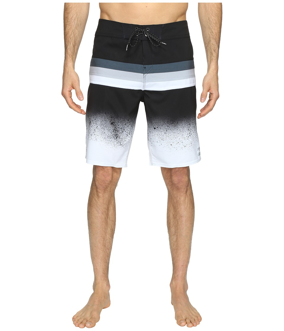 Billabong - Momentum X Boardshorts (Black) Men's Swimwear