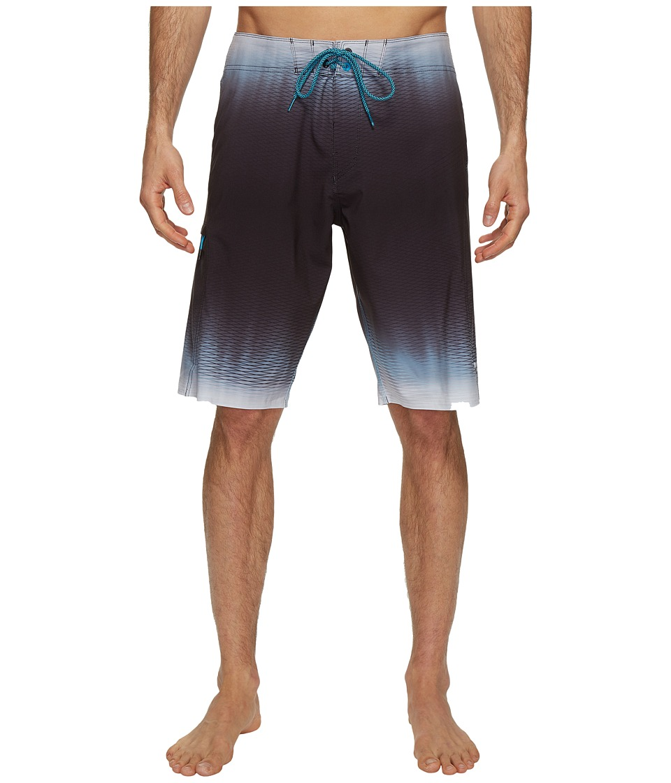 Billabong - Fluid X Boardshorts (Black) Men's Swimwear