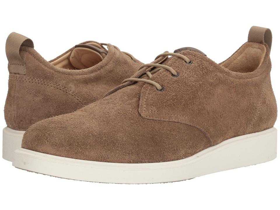 rag & bone - Elliot Oxford (Antelope Suede) Men's Lace up casual Shoes
