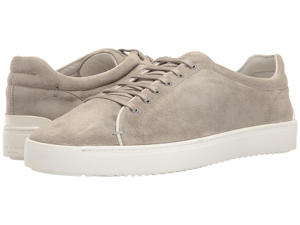 rag & bone - Kent Lace-Up (Cemento Suede) Men's Lace up casual Shoes