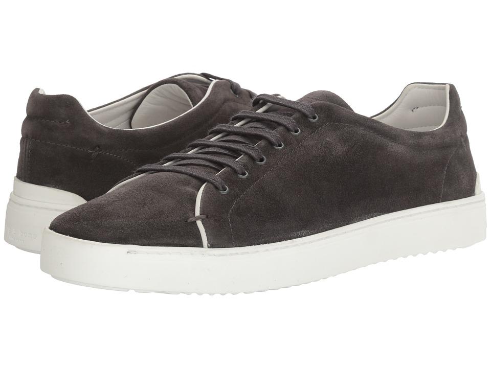 rag & bone - Kent Lace-Up (Asphalt Suede) Men's Lace up casual Shoes