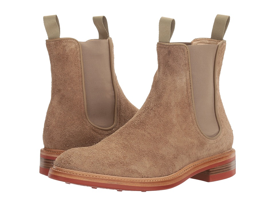 rag & bone - Spencer Chelsea (Antelope Suede) Men's Boots