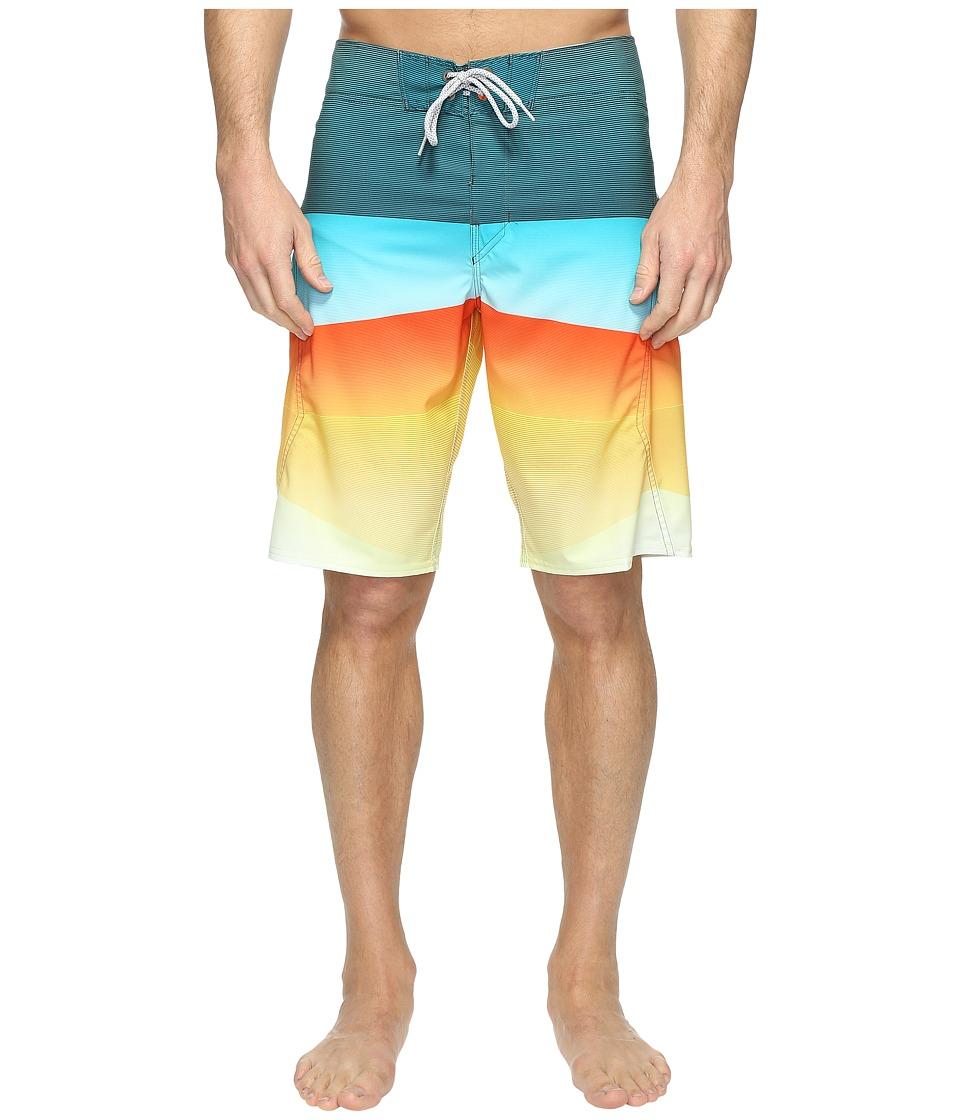 Billabong - Revolver X Boardshorts (Neon Yellow) Men's Swimwear