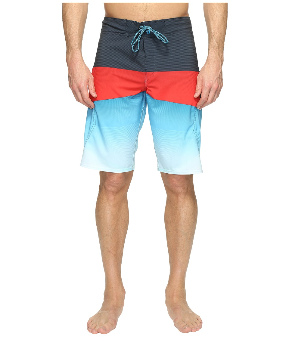 Billabong - Revolver X Boardshorts (Navy) Men's Swimwear