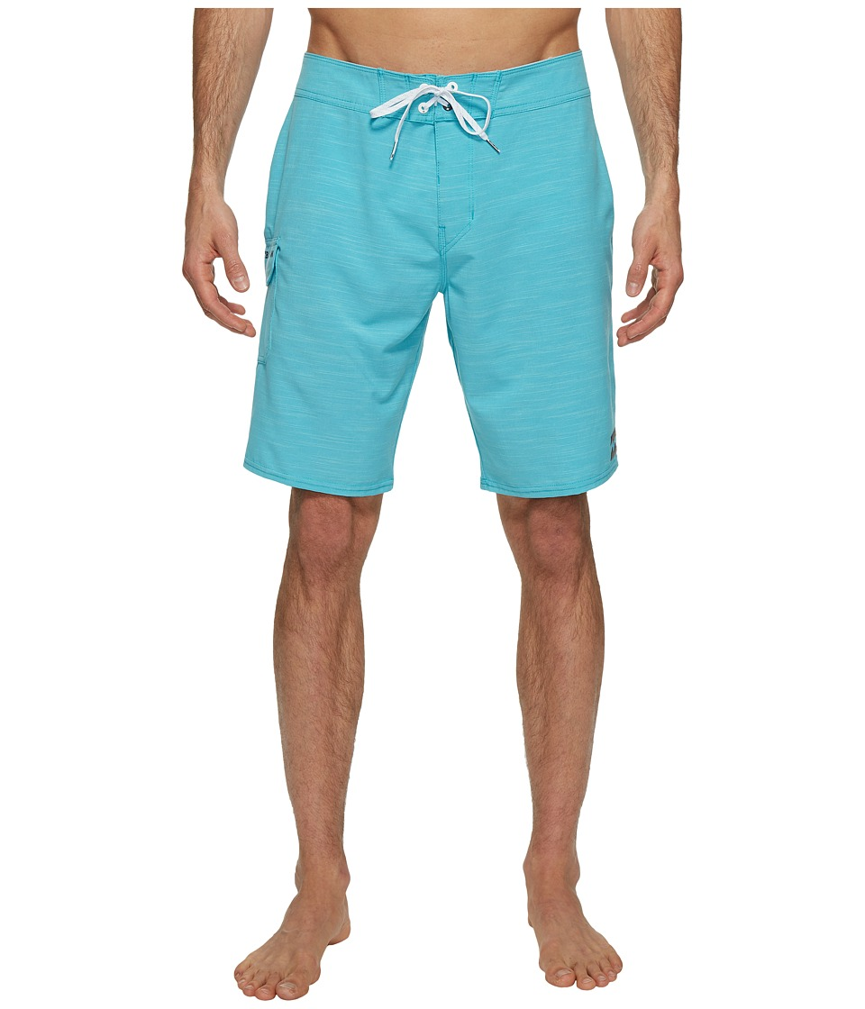 Billabong - All Day X Boardshorts (Aqua) Men's Swimwear