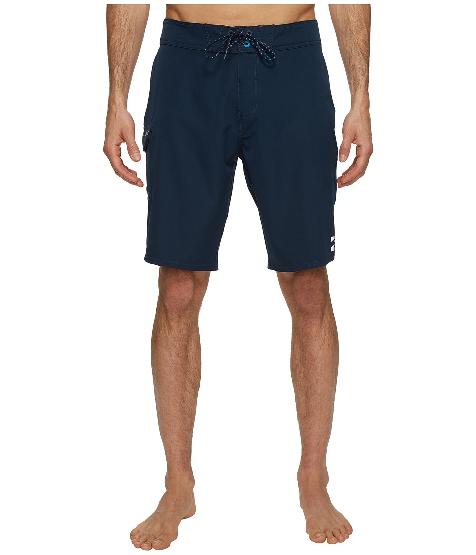 Billabong - All Day X Boardshorts (Navy) Men's Swimwear