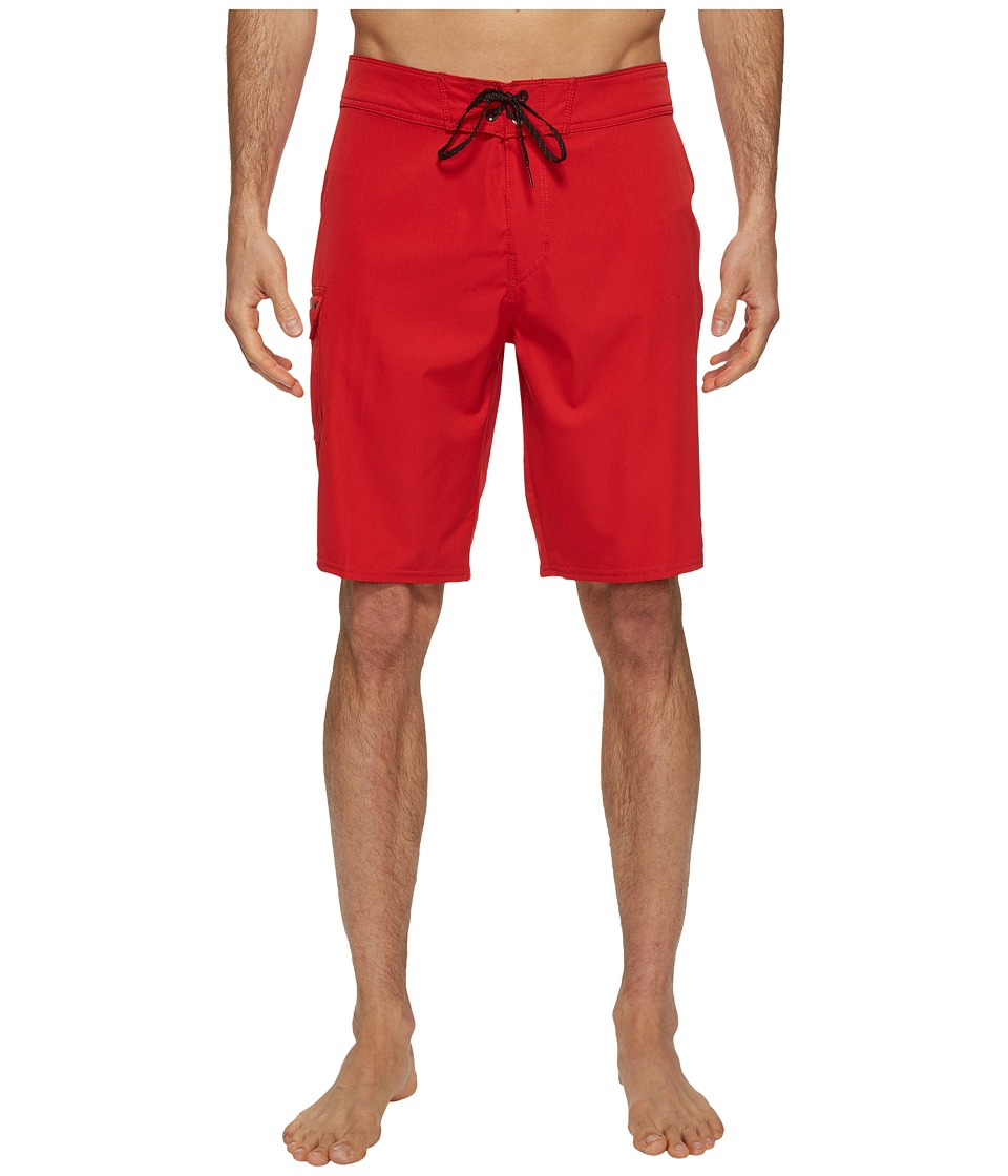 Billabong - All Day X Boardshorts (Red) Men's Swimwear