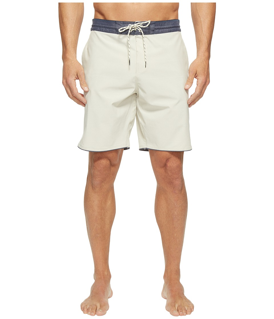 Billabong 73 Lo Tide Boardshorts (Stone) Men