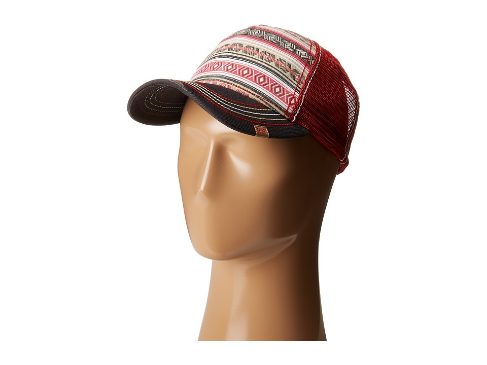 Cruel - Unstructured Mesh Trucker (Multicolored) Traditional Hats