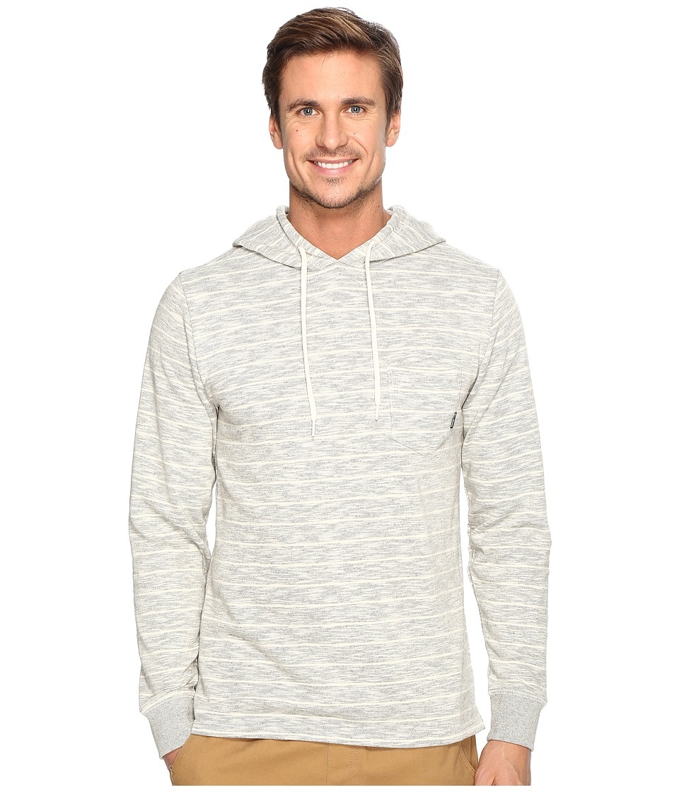 Billabong - Waterline Pullover Hoodie (Rock) Men's Sweatshirt