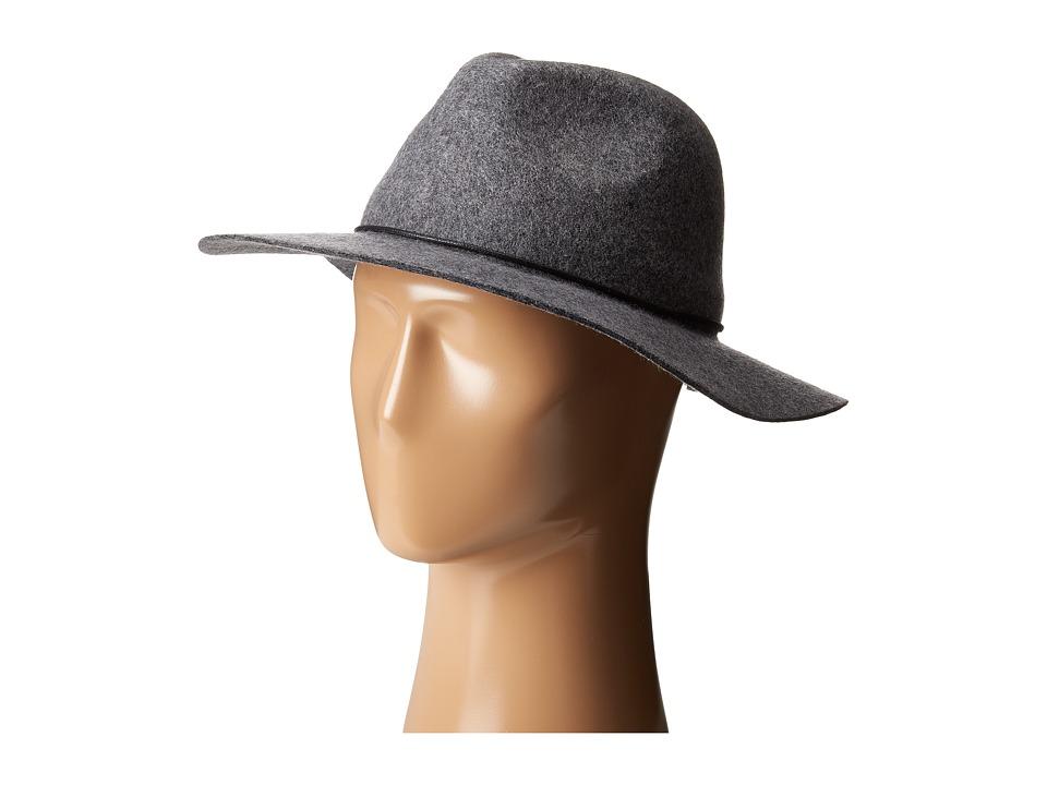 Calvin Klein - Linked Chord Wool Panama (Camel) Knit Hats